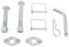 Replacement Hardware Kit for Curt TruTrack Weight Distribution System w/ Sway Control - 5K to 10K Hardware C17550