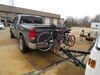 0  hitch bike racks curt towing rack 3 bikes in use