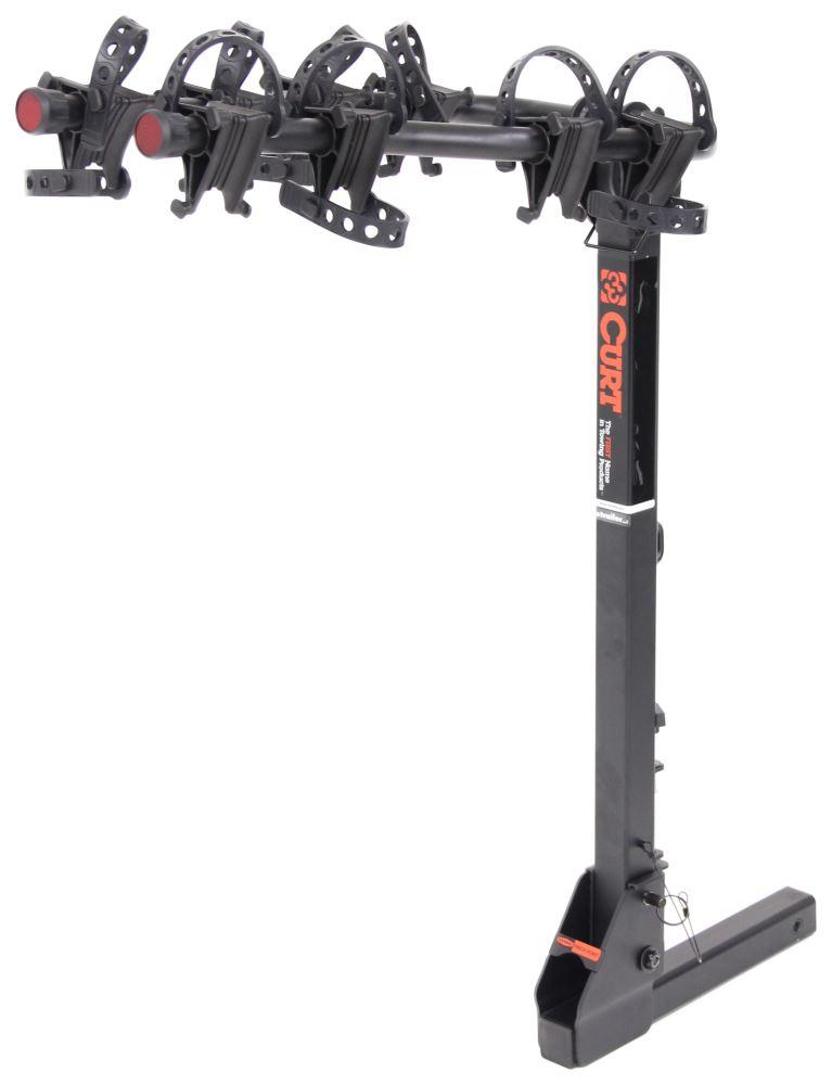 "Curt Premium 4 Bike Rack for 2"" Hitches - Tilting Class 3 C18064"