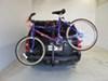 0  hitch bike racks curt tilt-away rack fold-up fits 2 inch c18065