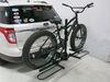 2011 ford explorer hitch bike racks curt platform rack 2 bikes c18085-fb