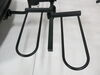 """Curt 2 Bike Platform Rack for Fat Bikes - 1-1/4"""" and 2"""" Hitches - Frame Mount - Tilting Fits 1-1/4 Inch Hitch,Fits 2 Inch Hitch,Fits 1-1/4 a"""