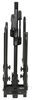 curt hitch bike racks platform rack tilt-away fold-up 2 - 1-1/4 inch and hitches frame mount tilting