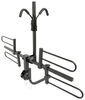"Curt 2 Bike Platform Rack - 1-1/4"" and 2"" Hitches - Frame Mount - Tilting Tilt-Away Rack,Fold-Up Rack C18085"