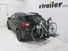 2014 subaru xv crosstrek hitch bike racks curt platform rack fits 1-1/4 inch 2 and - hitches frame mount tilting