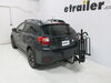 2014 subaru xv crosstrek hitch bike racks curt platform rack 2 bikes - 1-1/4 inch and hitches frame mount tilting
