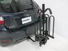Curt Tilt-Away Rack,Fold-Up Rack Hitch Bike Racks - C18085 on 2014 Subaru XV Crosstrek