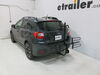 2014 subaru xv crosstrek hitch bike racks curt 2 bikes fits 1-1/4 inch and c18085