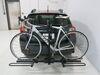 2014 subaru xv crosstrek hitch bike racks curt tilt-away rack fold-up 2 bikes c18085