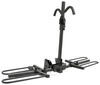 "Curt 2 Bike Platform Rack - 1-1/4"" and 2"" Hitches - Frame Mount - Tilting Frame Mount C18085"