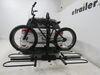 0  hitch bike racks curt tilt-away rack fold-up fits 2 inch c18087-fb