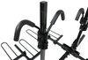 curt hitch bike racks platform rack fits 2 inch 4 - hitches frame mount tilting