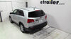 Curt Class III,Class IV Hitch Cargo Carrier - C18100 on 2013 Kia Sorento