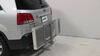 C18100 - Class III,Class IV Curt Hitch Cargo Carrier on 2013 Kia Sorento