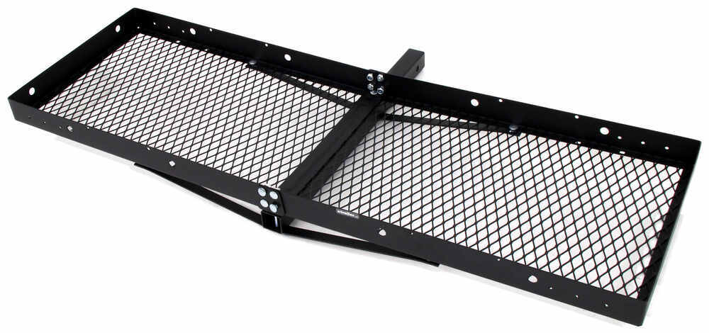 Hitch Cargo Carrier C18108 - 60 Inch Long - Curt