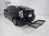 Curt Hitch Cargo Carrier - C18110 on 2012 Toyota Prius