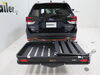 """30x50 Curt Cargo Carrier w/ 48"""" Ramp - 2"""" Hitches - Aluminum - Folding - 500 lbs 30-1/2 Inch Wide C18112"""