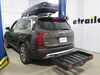 Curt Hitch Cargo Carrier - C18113 on 2020 Kia Telluride