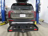 C18113 - Heavy Duty Curt Hitch Cargo Carrier on 2020 Kia Telluride