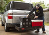C18113 - Heavy Duty Curt Hitch Cargo Carrier