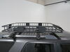 Roof Basket C18115-117 - Square Bars,Round Bars,Factory Bars,Aero Bars,Elliptical Bars,Rhino Rack HD Bars - Curt on 2012 Toyota 4Runner