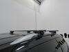 C18118 - Black Curt Crossbars on 2020 Nissan Pathfinder