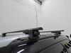 C18118 - Black Curt Roof Rack on 2020 Nissan Pathfinder