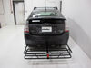 "17x46 Curt Cargo Carrier for 1-1/4"" and 2"" Hitches - Steel - 500 lbs 48 Inch Long C18145 on 2007 Toyota Prius"