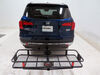 """20x59 Curt Cargo Carrier for 2"""" Hitches - Steel - Folding - 500 lbs 20 Inch Wide C18151 on 2016 Honda Pilot"""