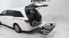 Curt Hitch Cargo Carrier - C18153 on 2014 Honda Odyssey