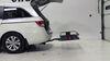 Curt Flat Carrier - C18153 on 2014 Honda Odyssey