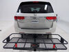 C18153 - Heavy Duty Curt Flat Carrier on 2014 Honda Odyssey