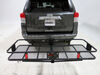 Curt Folding Carrier Hitch Cargo Carrier - C18153