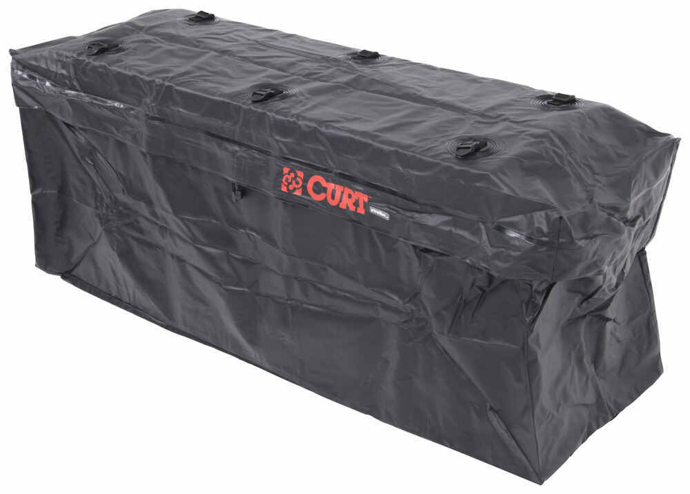Curt Cargo Bag for Hitch Mounted Cargo Carrier - Waterproof - 12.25 Cu Ft 56L x 18W x 21H Inch C18210