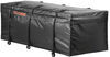 curt hitch cargo carrier bag waterproof medium for mounted - 15 cu ft