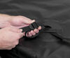 C18211 - Black Curt Waterproof Material