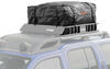 Curt Cargo Bag for Roof Basket - Waterproof - 13.5 Cu Ft Medium Length C18220