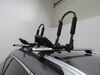 0  watersport carriers curt kayak paddle board roof mount carrier in use