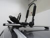0  watersport carriers curt kayak paddle board roof mount carrier j-style - folding universal