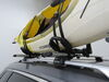 Curt J-Style Kayak Carrier - Folding - Universal Mount Aero Bars,Elliptical Bars,Factory Bars,Round Bars,Square Bars C18320