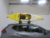 Curt J-Style Kayak Carrier - Folding - Universal Mount No Load Assist C18320