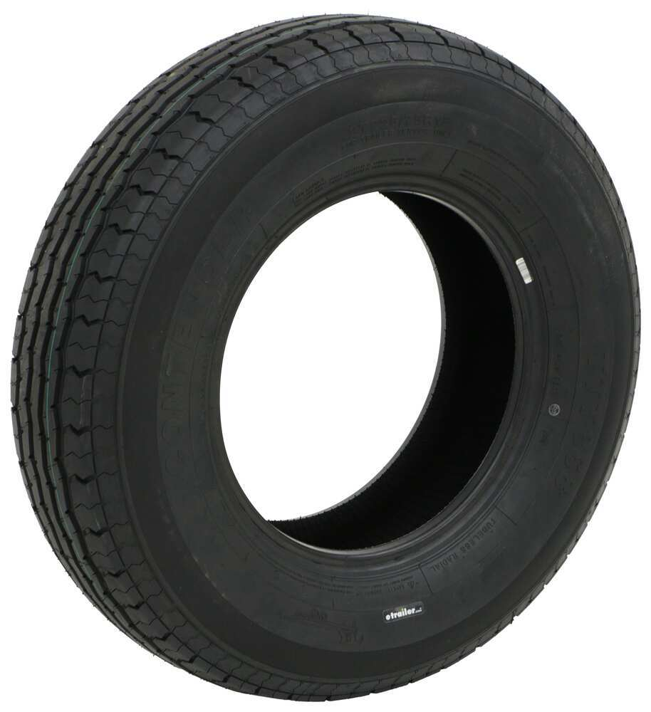 Contender ST225/75R15 Radial Trailer Tire - Load Range E Load Range E C22515E