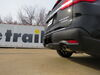 2021 subaru ascent trailer hitch curt custom fit 5000 lbs wd gtw receiver - class iii 2 inch