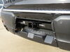 2021 subaru ascent trailer hitch curt custom fit 750 lbs wd tw receiver - class iii 2 inch