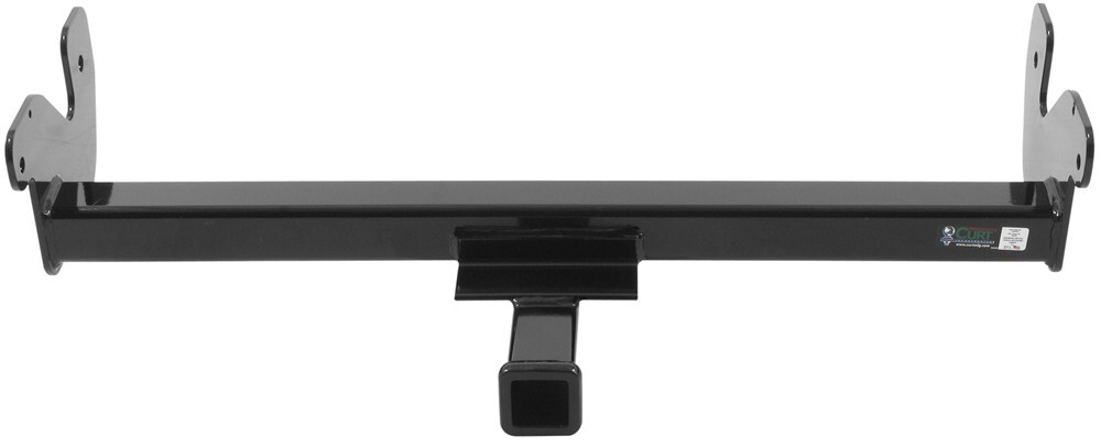 C31008 - 500 lbs Vert Load Curt Front Receiver Hitch