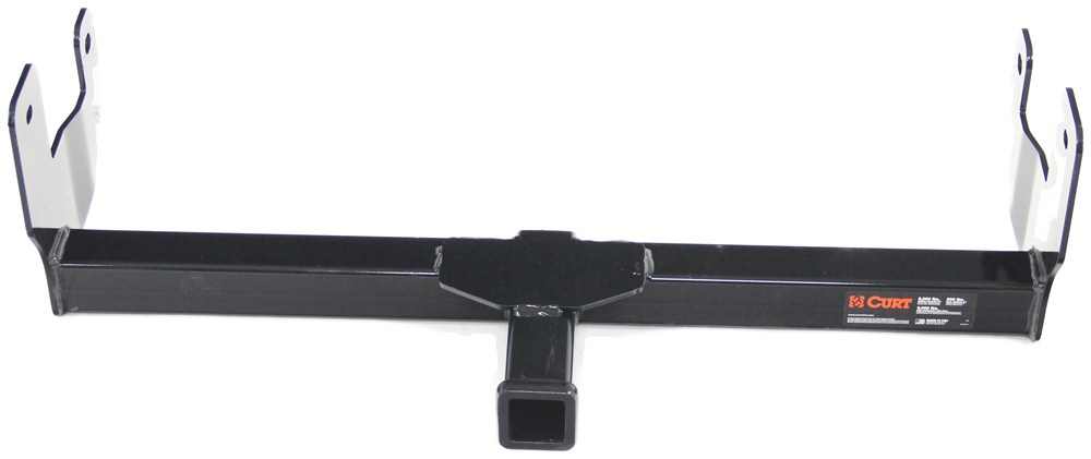 """Curt Front Mount Trailer Hitch Receiver - Custom Fit - 2"""" 9000 lbs Line Pull C31068"""
