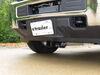 C31071 - 500 lbs Vert Load Curt Custom Fit Hitch on 2016 Chevrolet Silverado 2500