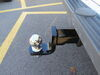 0  trailer hitch ball curt 2-5/16 inch diameter 1-1/4 shank c40030