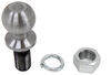 curt trailer hitch ball 1-1/4 inch diameter shank