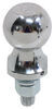 curt trailer hitch ball 5/8 inch diameter shank